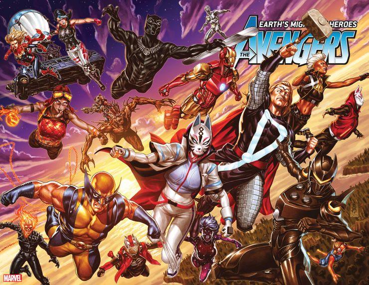 Marvel S Heroes Unite With Fortnite In Epic New Comic Art Fortnite art renegade raider drawing   como dibujar renegade raider fortnite skin. fortnite in epic new comic art