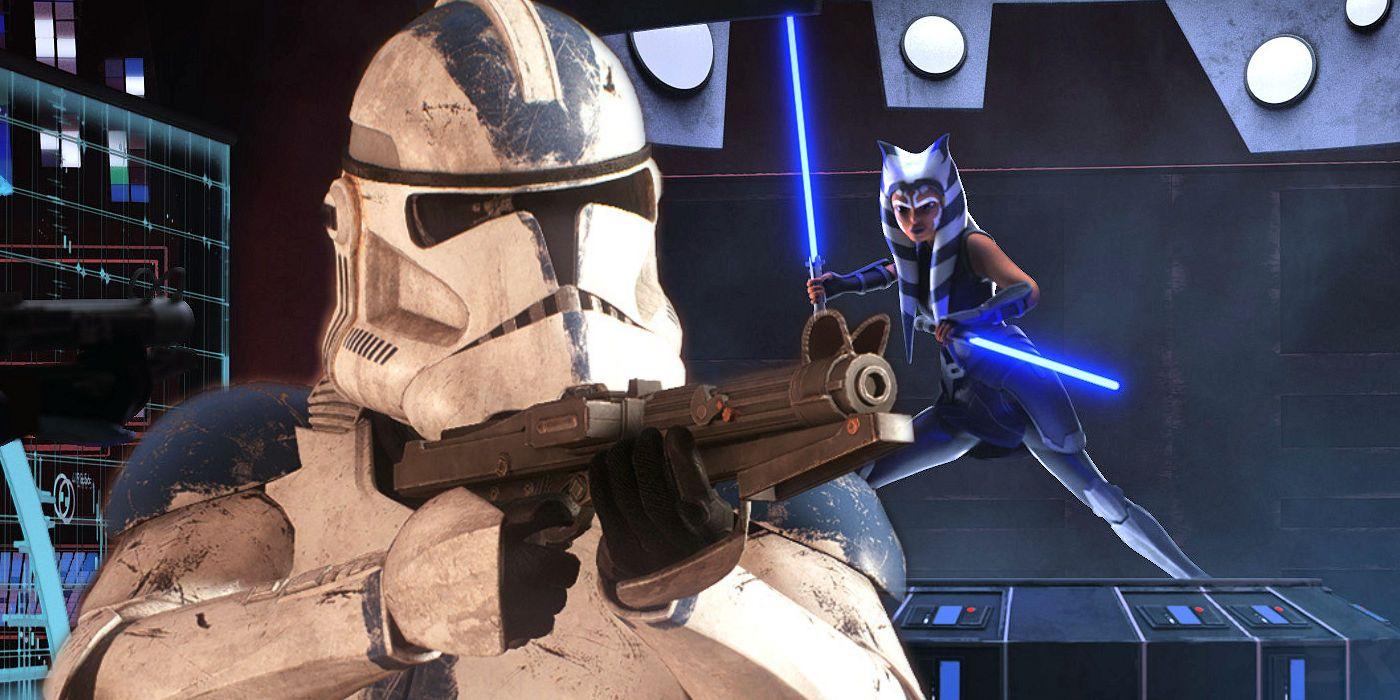 Star Wars: Order 66 Was Darker Before Clone Wars' Retcon