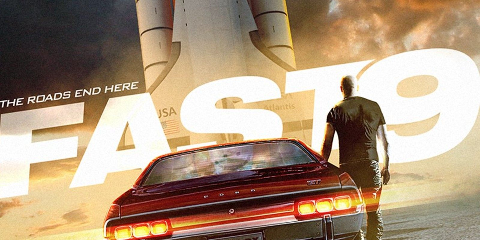 Fast & Furious 9 Fan Poster Teases Dom Going To Space