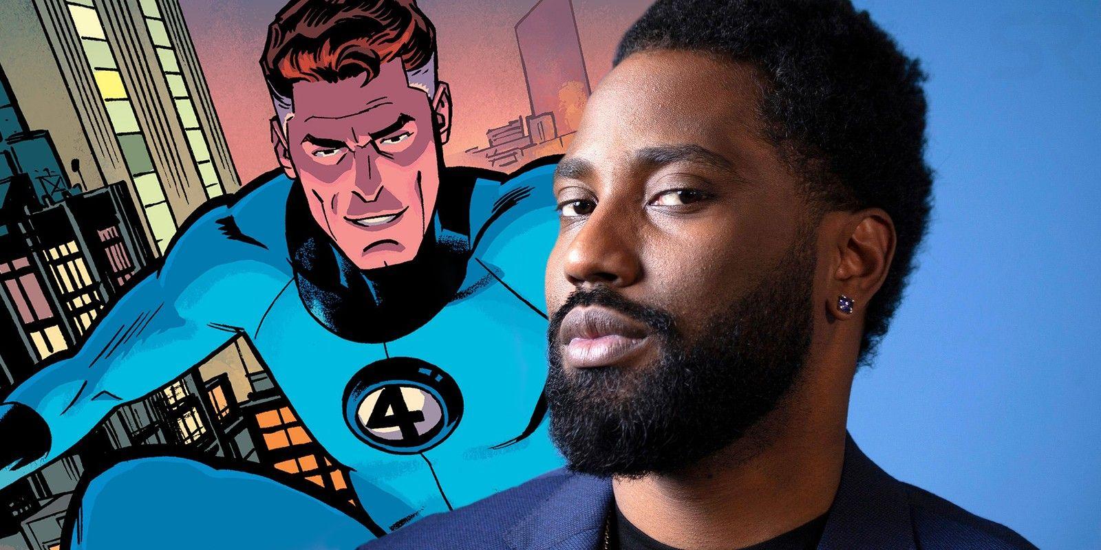 Fantastic 4: John David Washington Wants to Play the MCU's Reed Richards