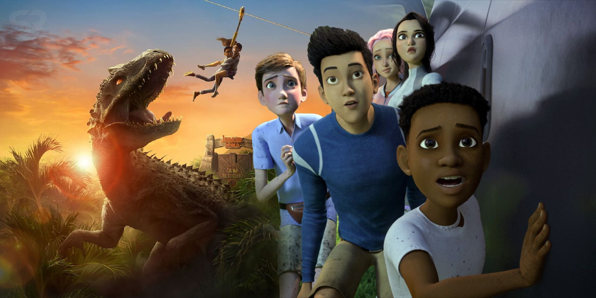 Jurassic World: Camp Cretaceous Season 4 Sets December Release Date
