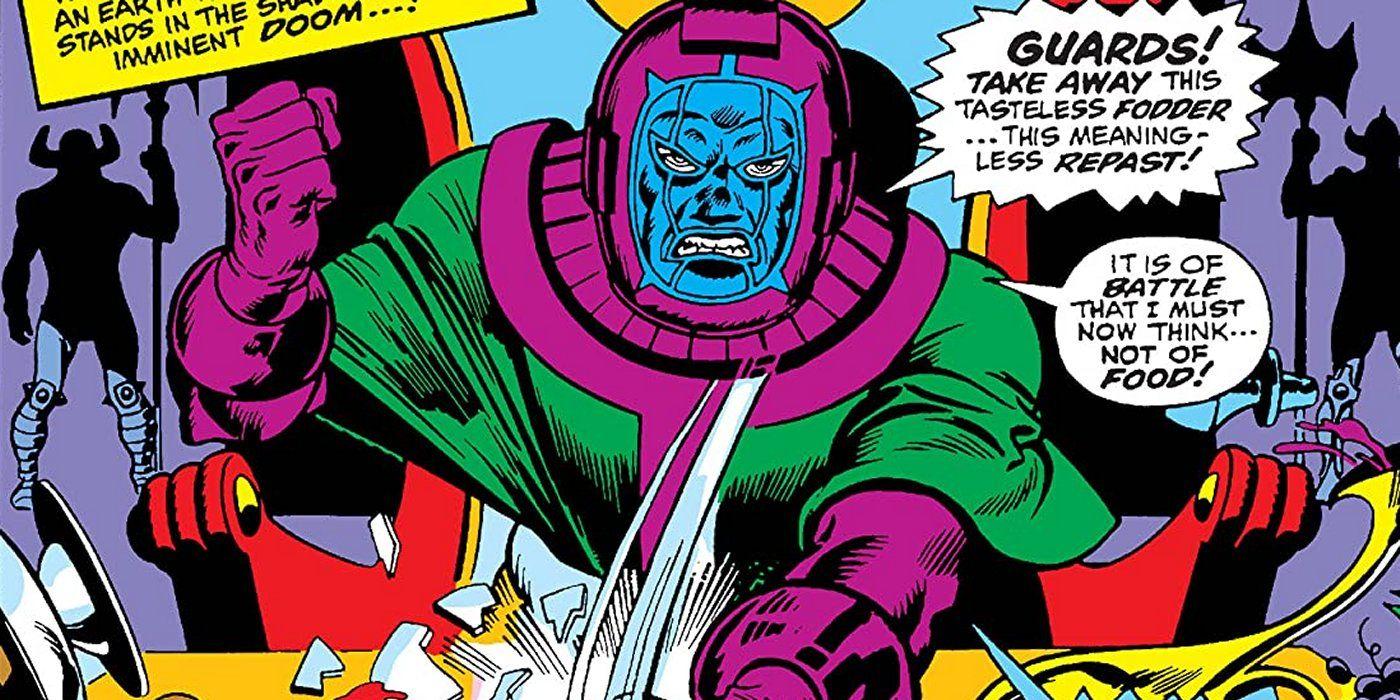 Teoria MCU: Kang,O Conquistador, é uma variante Loki 1
