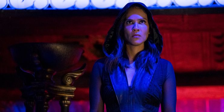 Mazikeen discovered that her mother is still alive through Lucifer