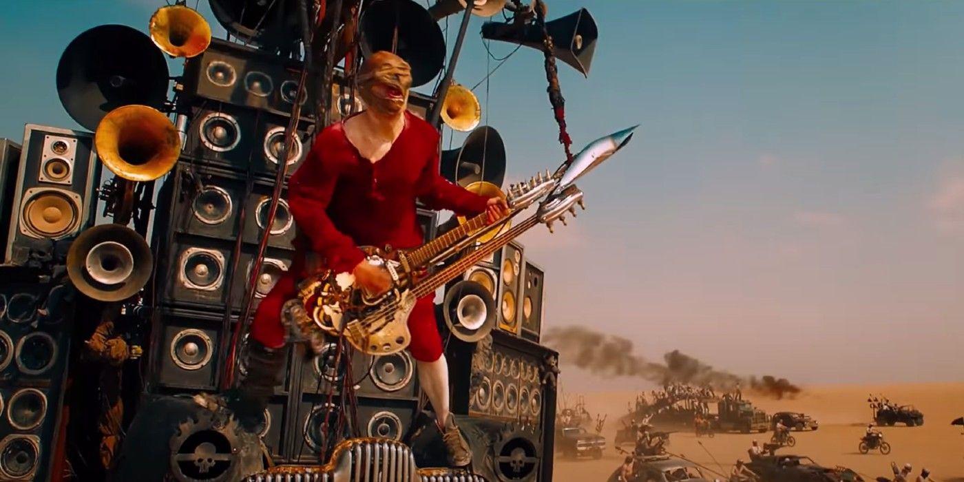 Mad Max: Quem é o guitarrista do Mad Max: Estrada da Fúria? Origens e ator explicado 1