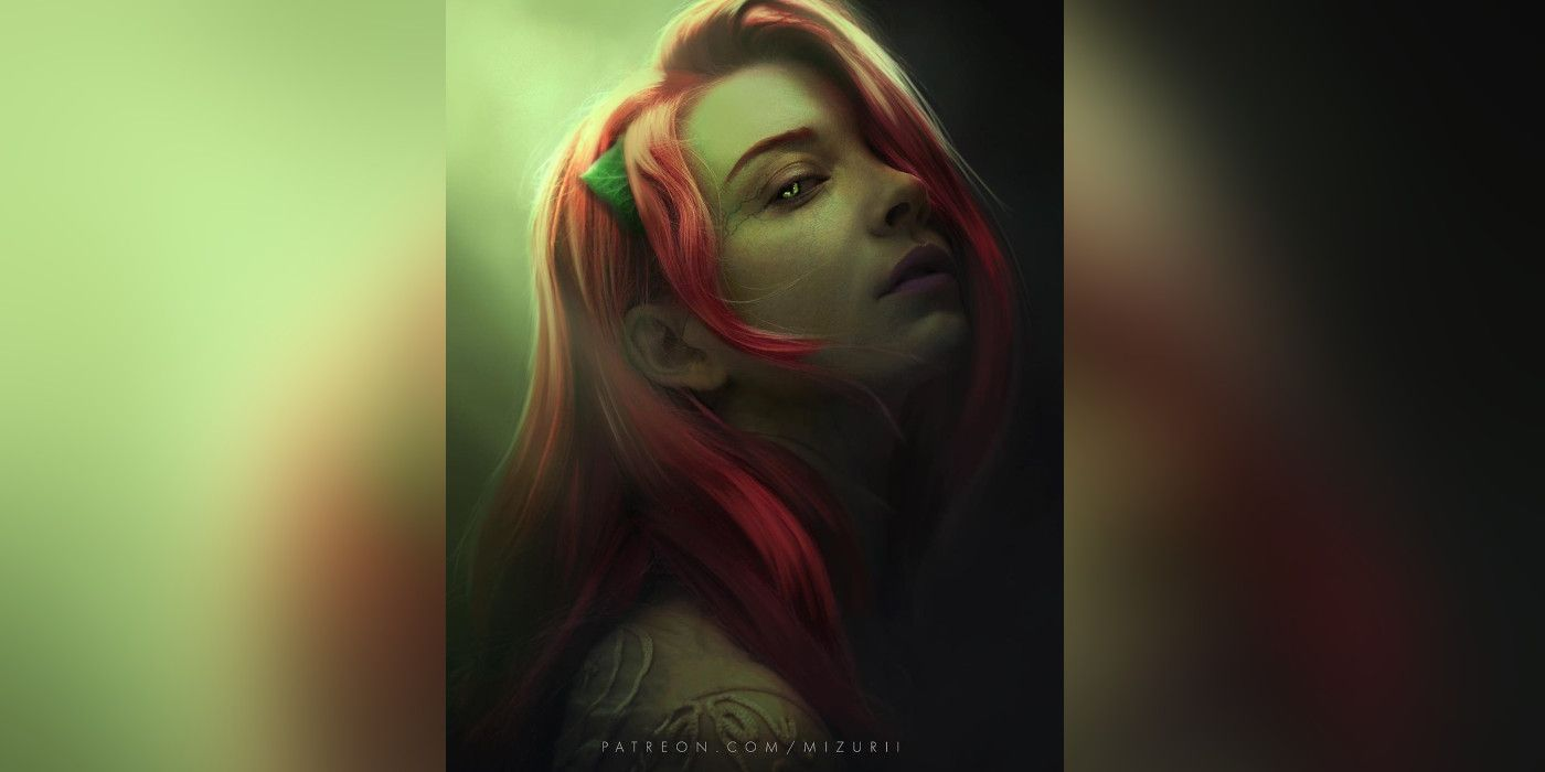 What Natalie Dormer Would Look Like As The DCEU's Poison Ivy
