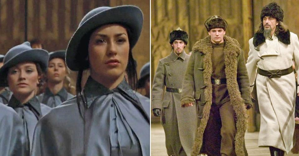 Harry Potter 10 Things Only Book Fans Know About Durmstrang And Beauxbatons It is located in the northernmost regions of norway or sweden. harry potter 10 things only book fans