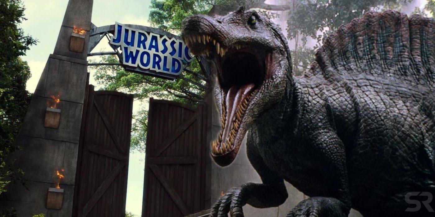 Wann Läuft Jurassic World