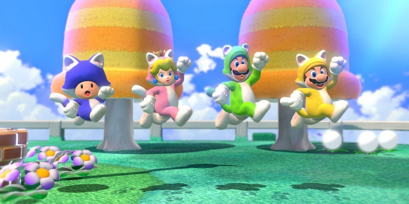 Super Mario 3D World + Bowser's Fury Will Add Online Multiplayer