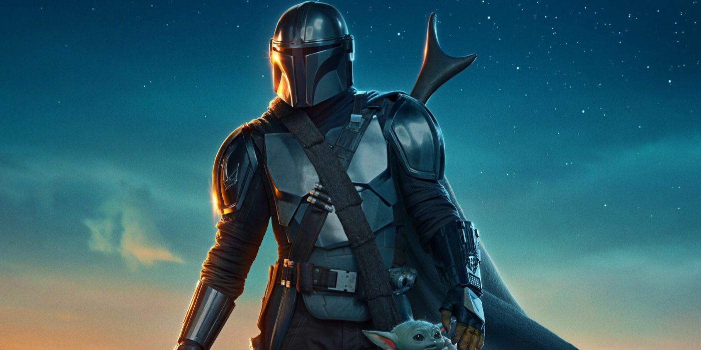 The Mandalorian Has A New Way To Carry Baby Yoda In Season 2 Poster