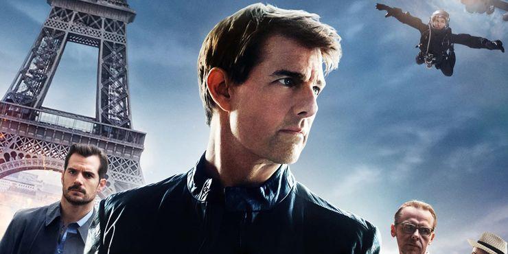Tom Cruise Mission Impossible 7 e 8