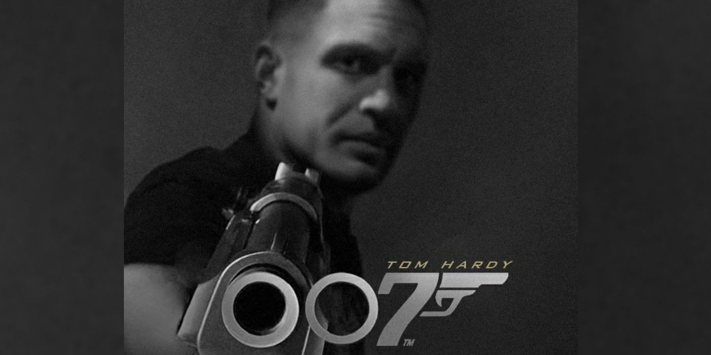 What Tom Hardy Could Look Like As James Bond | Screen Rant