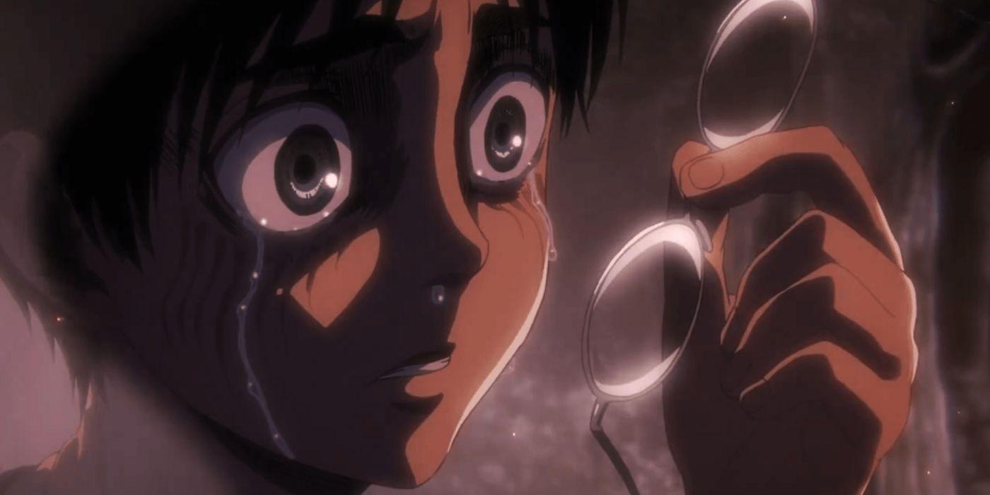 Attack On Titan Did Eren Really Eat His Dad Grisha