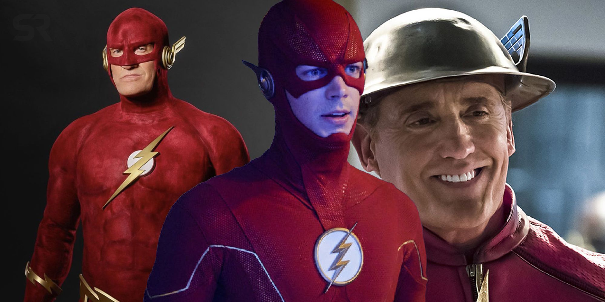 All 11 Versions Of The Flash To Appear In The Arrowverse