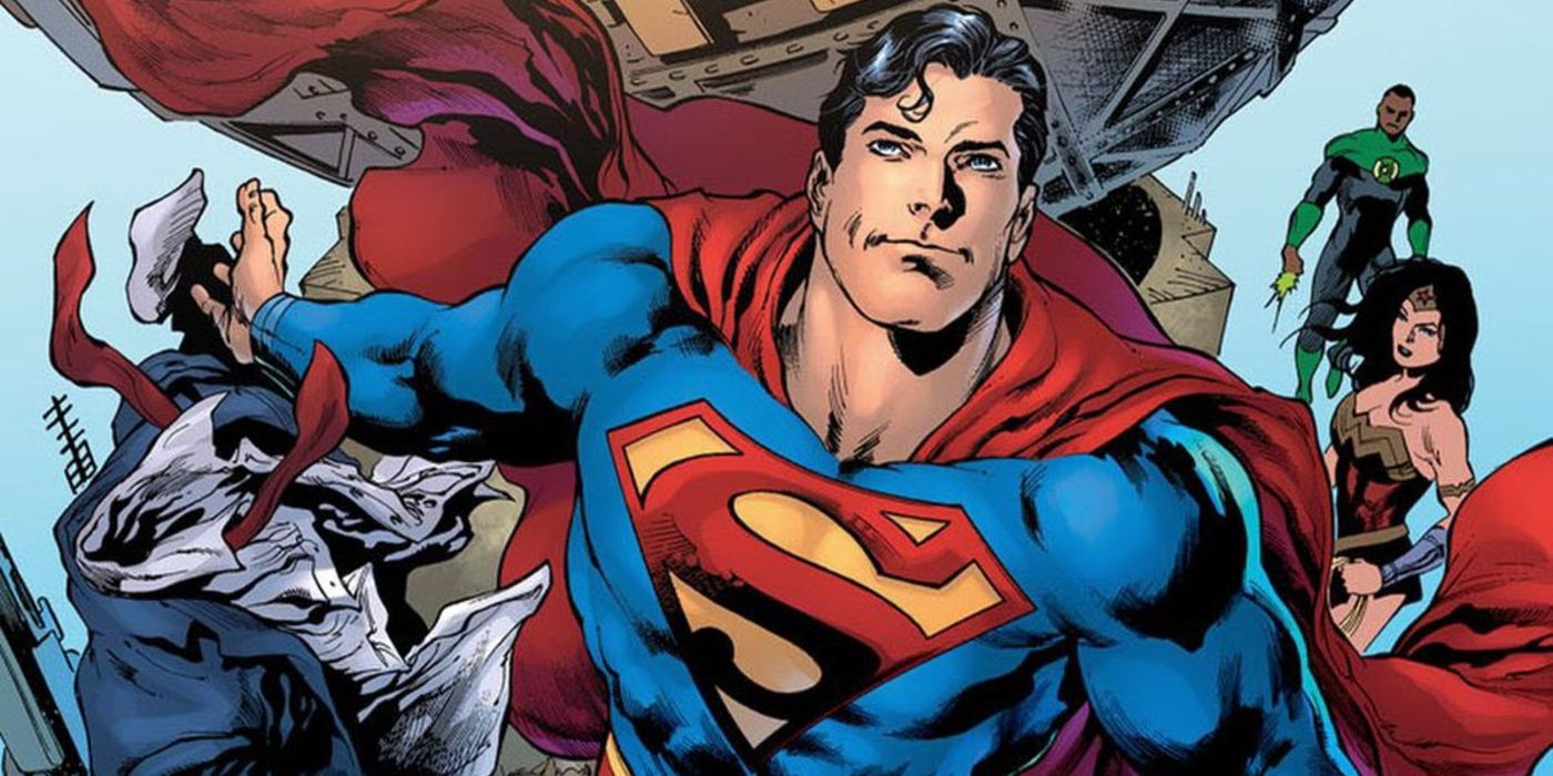 Superman Officially Gets New Motto, Drops 'The American Way'
