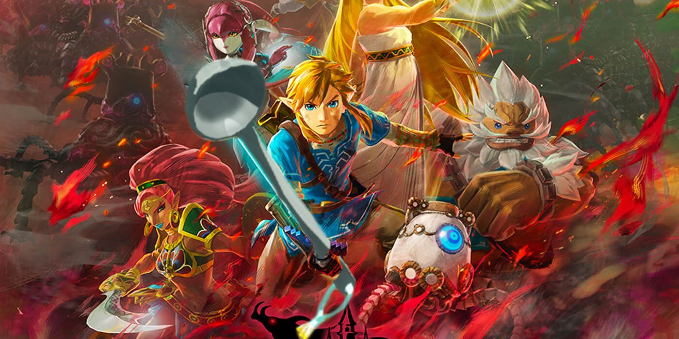 Hyrule Warriors Age Of Calamity Special Edition Includes Botw Paraglider