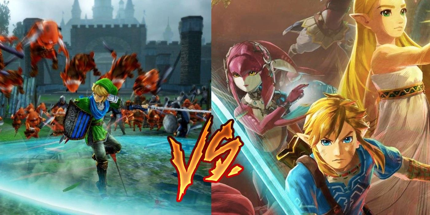 How Hyrule Warriors Age Of Calamity Can Improve The Original