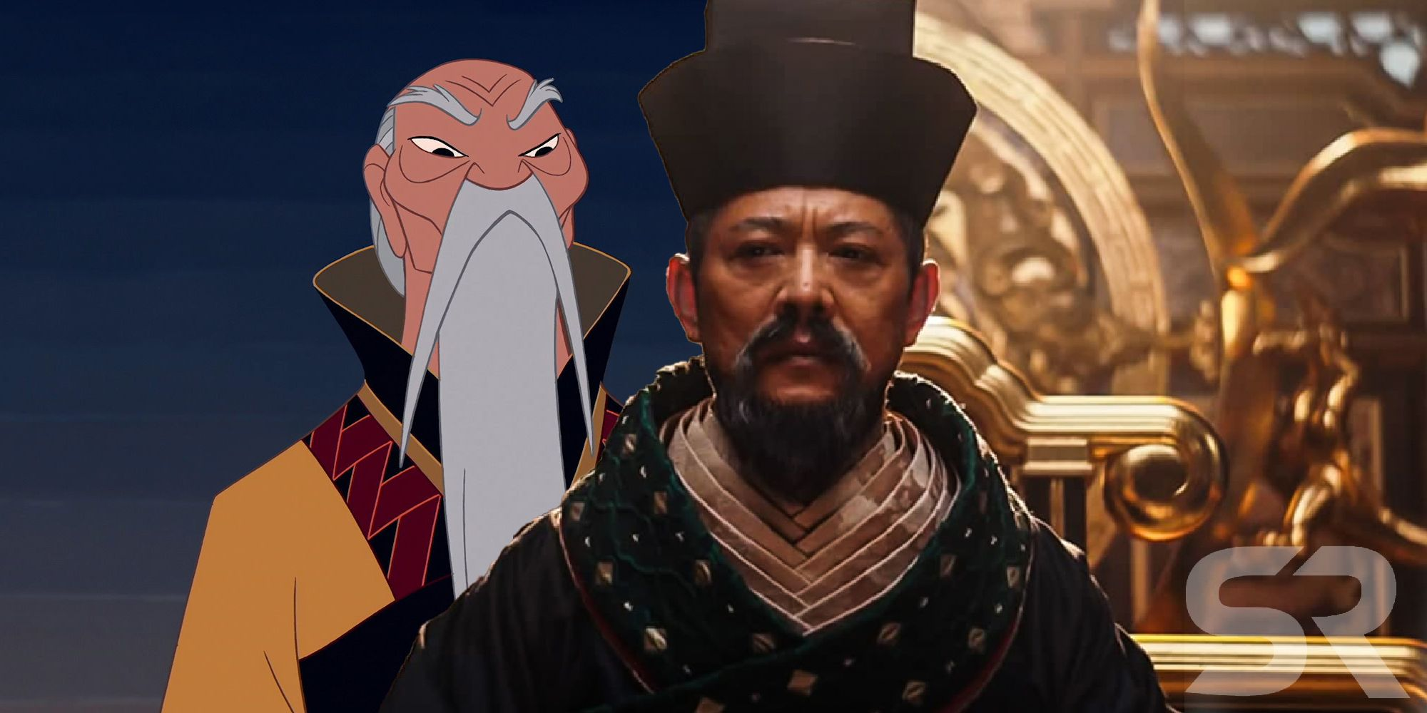 Mulan Who Plays The Emperor In Disney S Live Action Remake