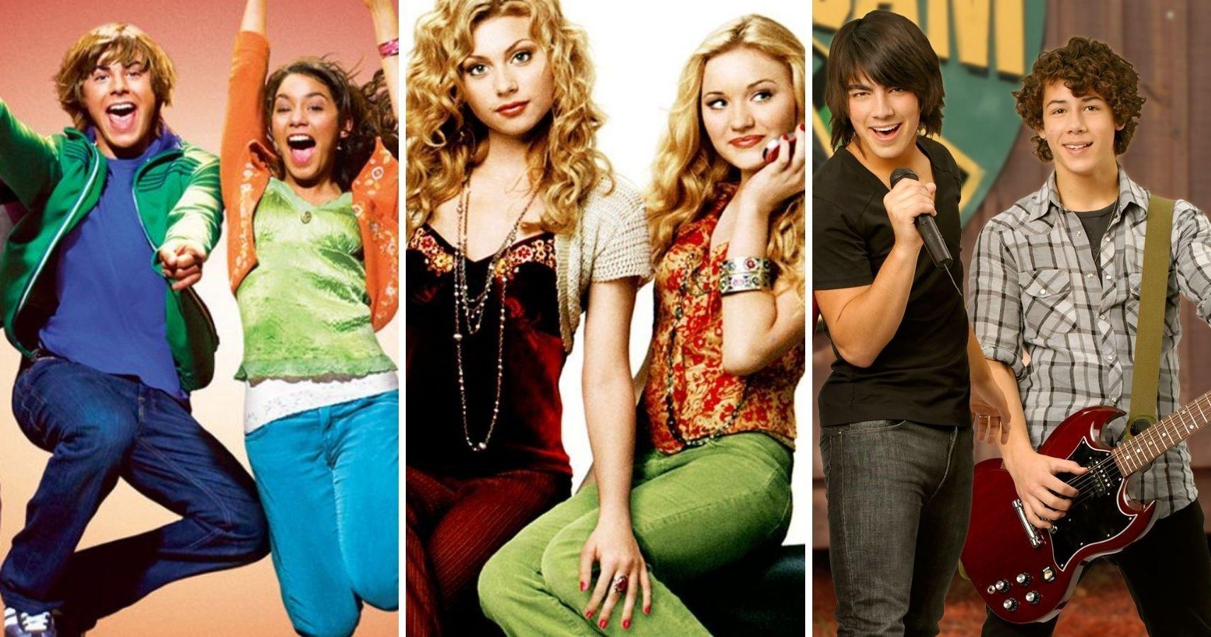 10 Actors Who Got Their Start In Disney Channel Original Movies