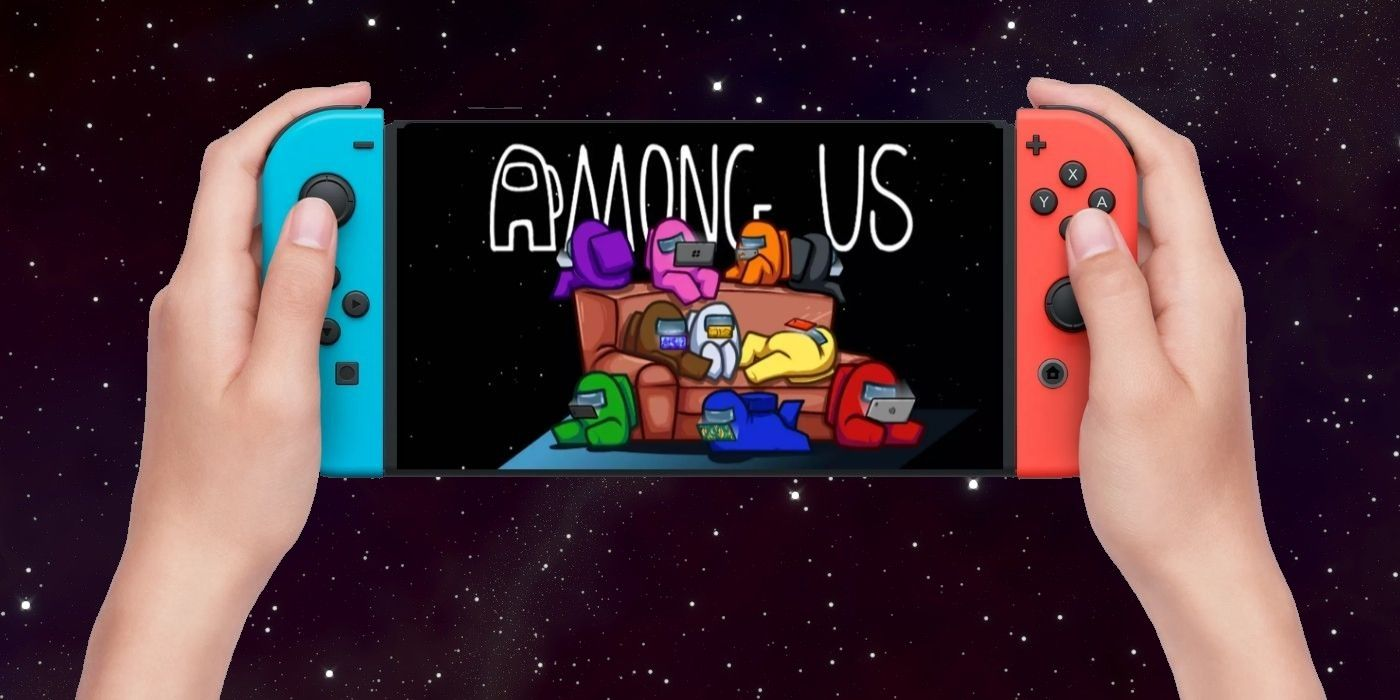 Among Us Nintendo Switch Version Sold Over 3 Million Units
