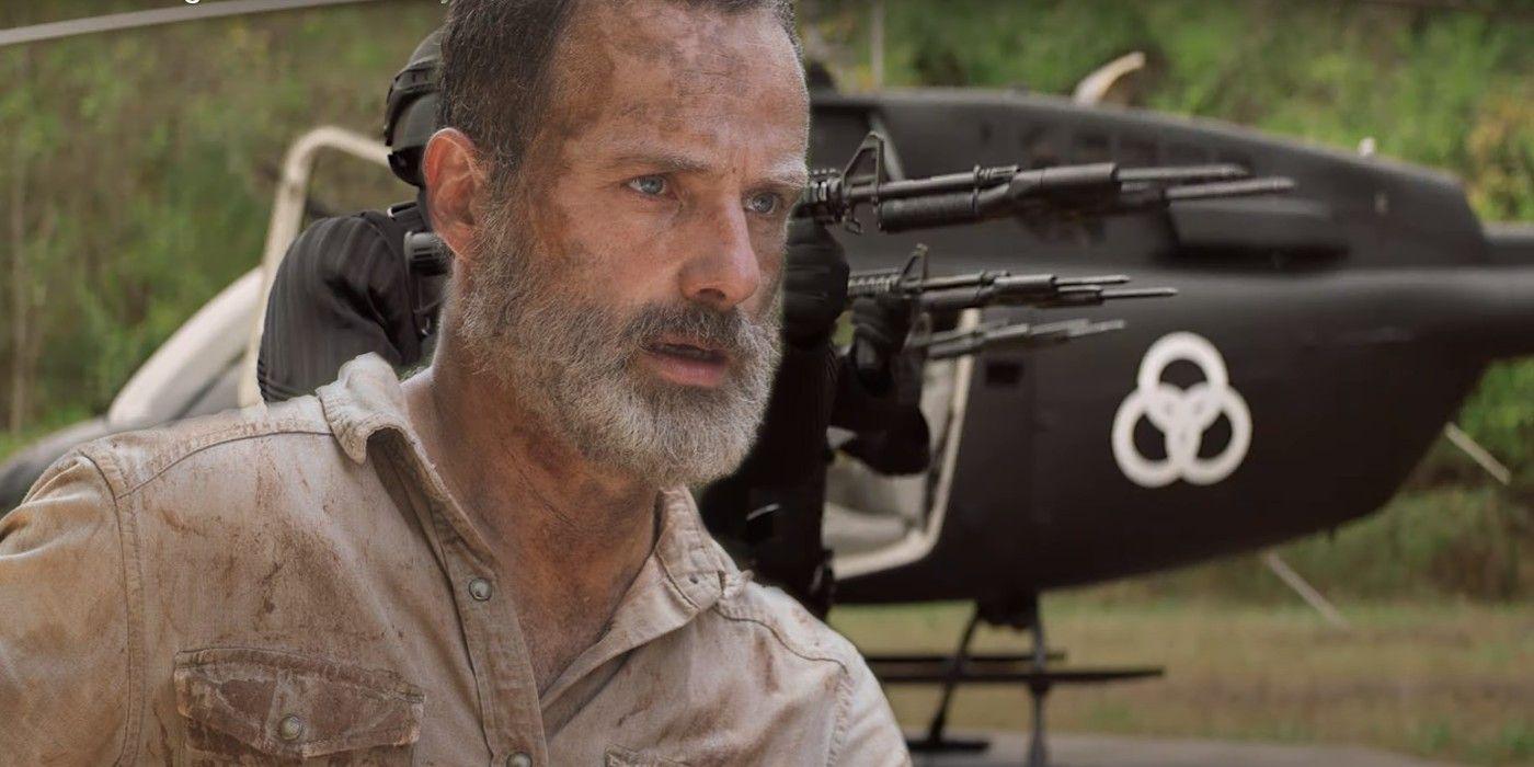 Rick Walking Dead Tot