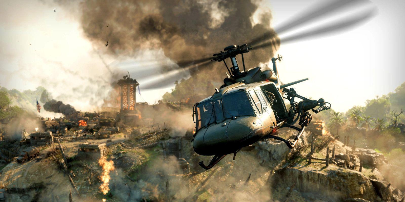 Every Scorestreak In Call Of Duty Black Ops Cold War