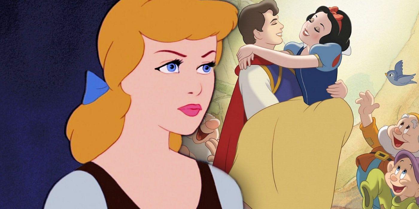 How Cinderella Broke A Common Disney Princess Trope ...
