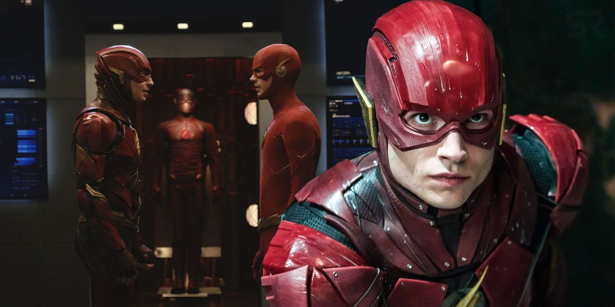 The Flash Should Copy The Arrowverse S Multiverse Crossover Cameo