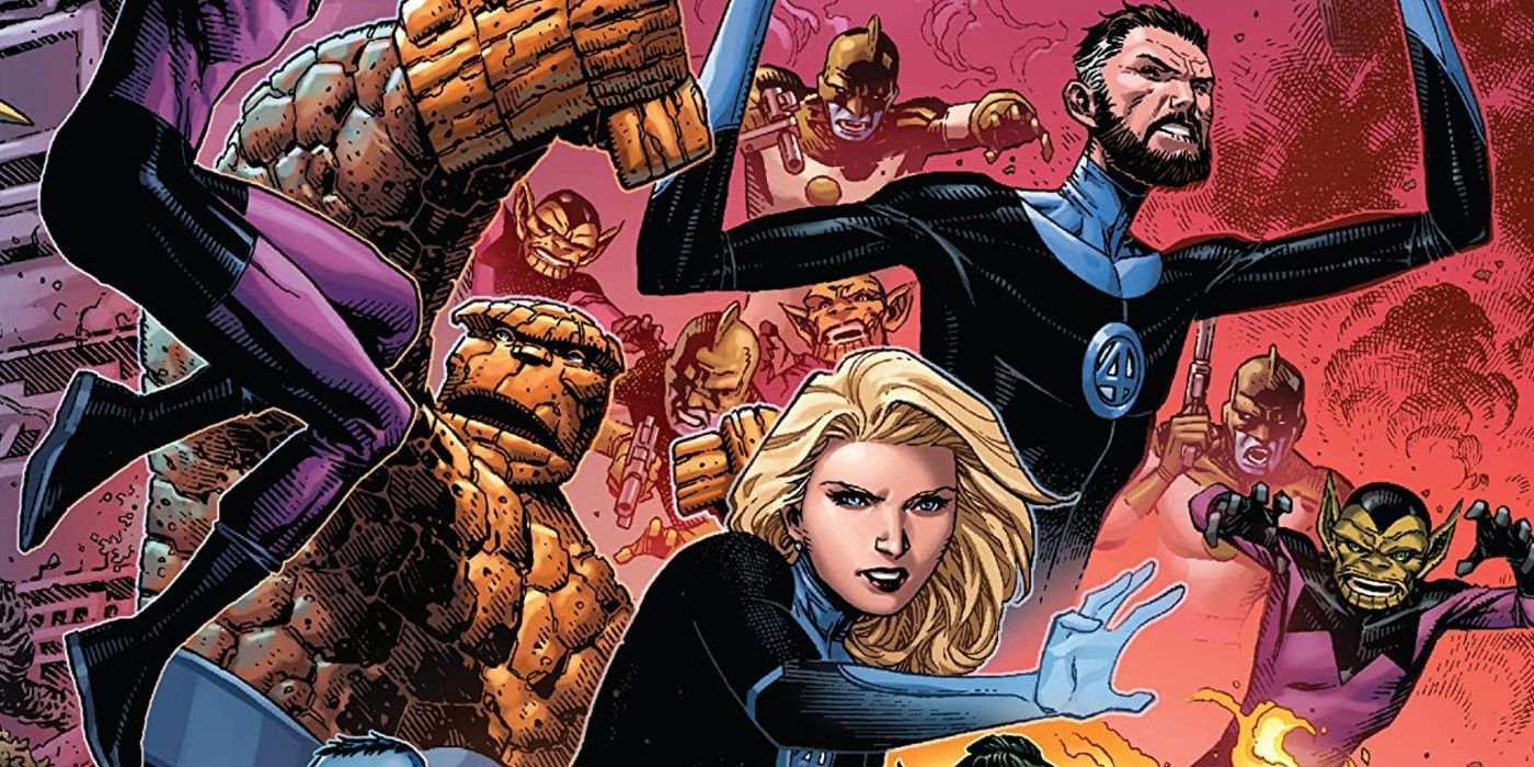 Marvel Gives a Callback To The Darkest Fantastic Four Story