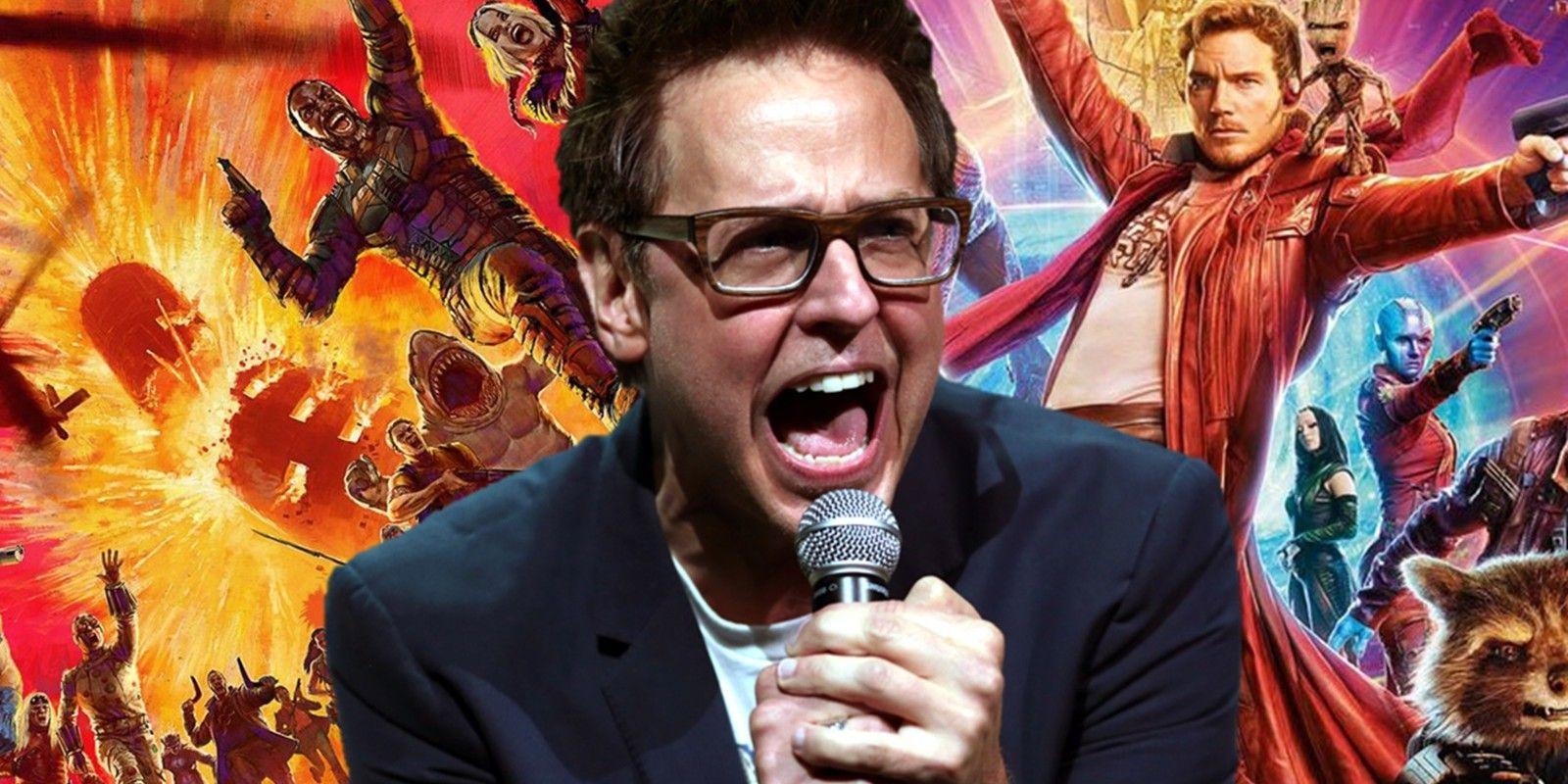 The Suicide Squad: James Gunn Teases Secret Guardians Cast Member Cameo