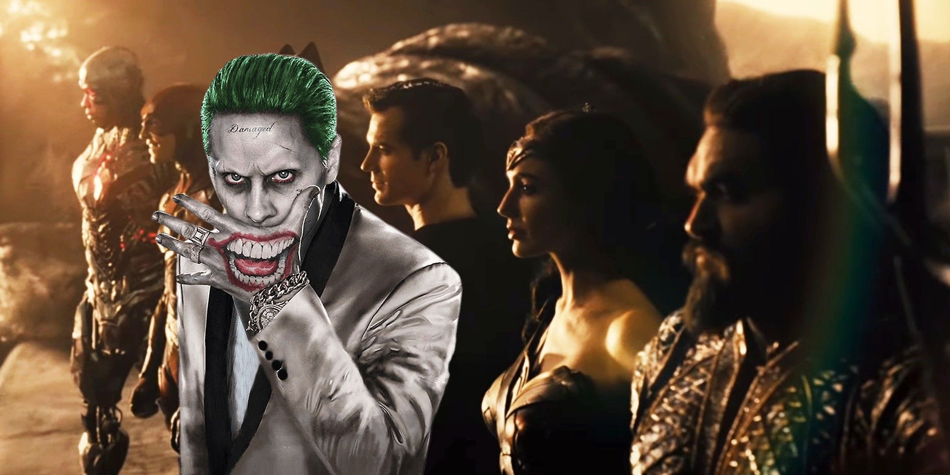 Justice League: Everything We Know About Joker's Role In Snyder Cut