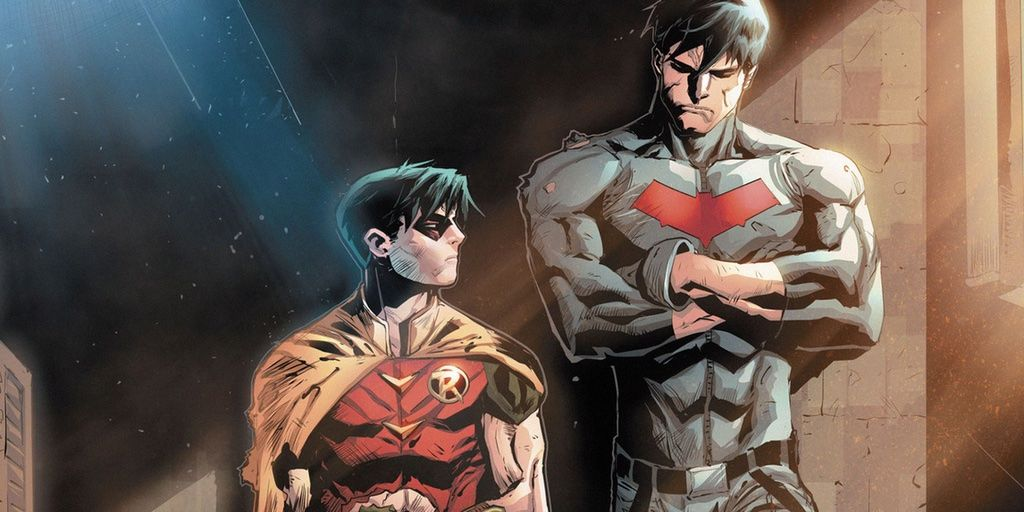 Por que Jason Todd foi o melhor Robin do Batman 1