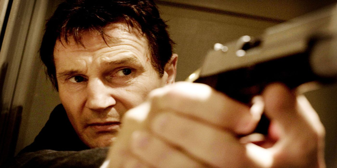 Liam Neeson's Upcoming Speed-Like Thriller Announces Director