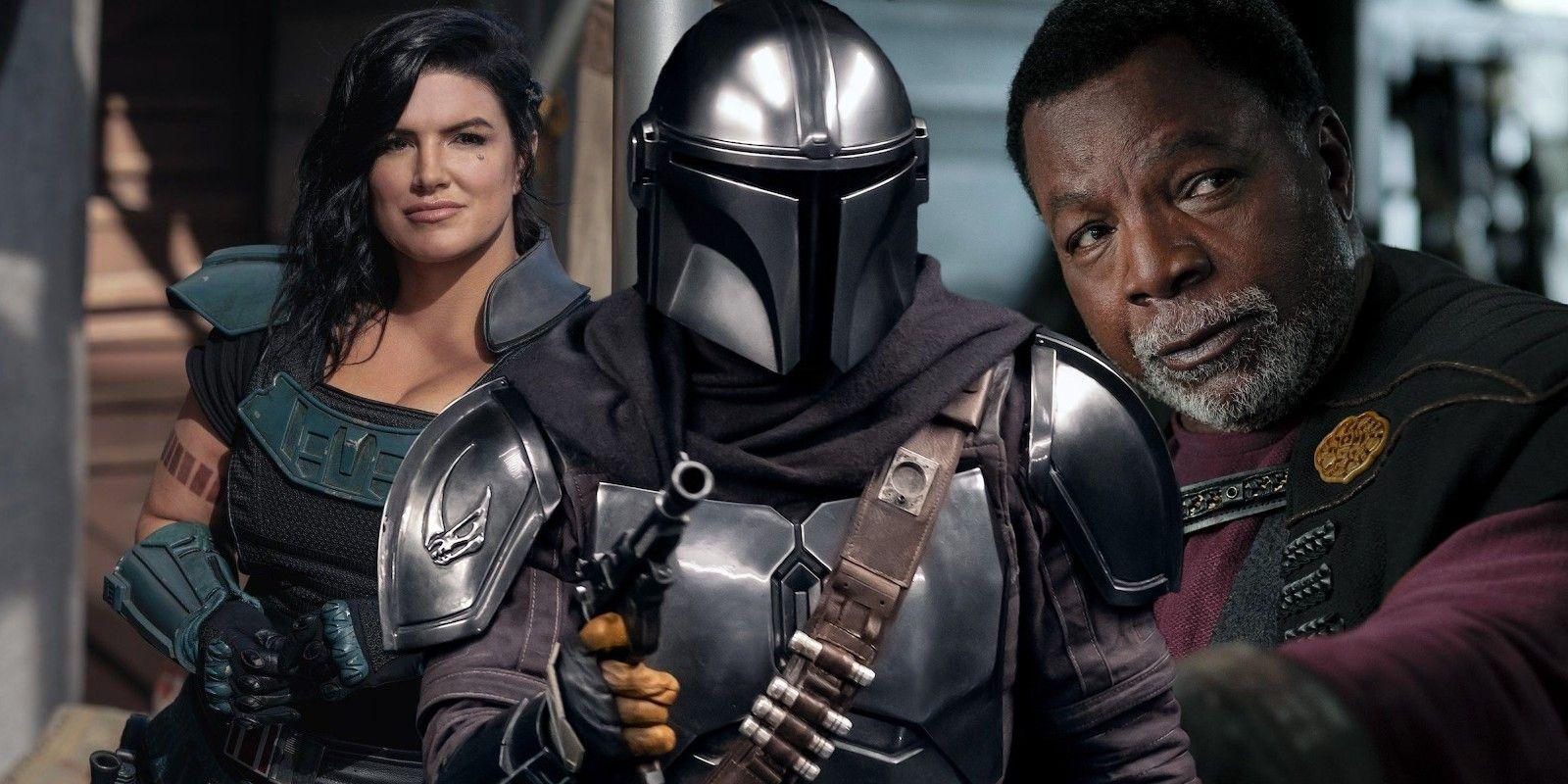 The Mandalorian Season 2 Cast Guide Every New Character