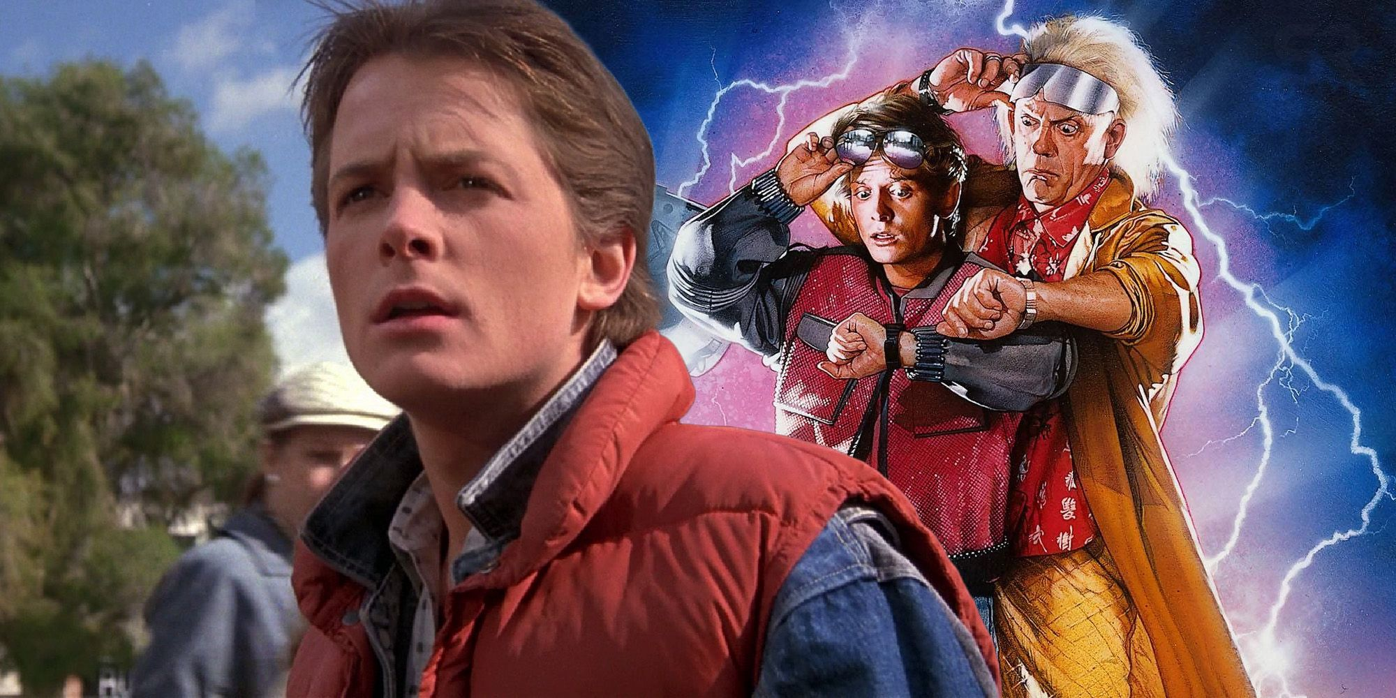Back To The Future: How Marty McFly & Doc Brown Became Friends