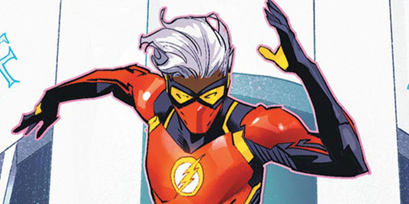 Dc Comics Unveils The New Flash Screen Rant