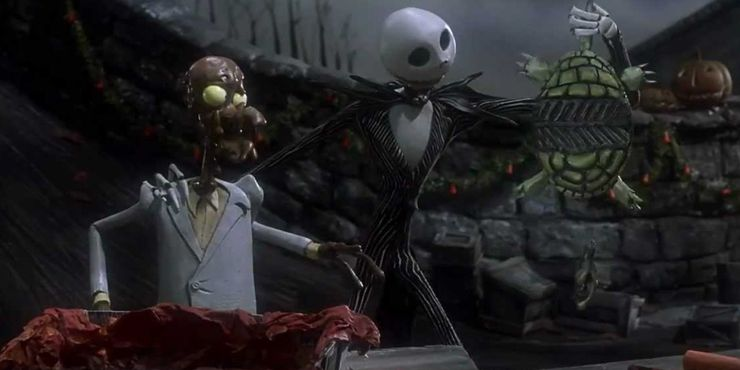 The Nightmare Before Christmas 10 Differences Between The Film The Children S Book Santy claws, since they have every. the nightmare before christmas 10