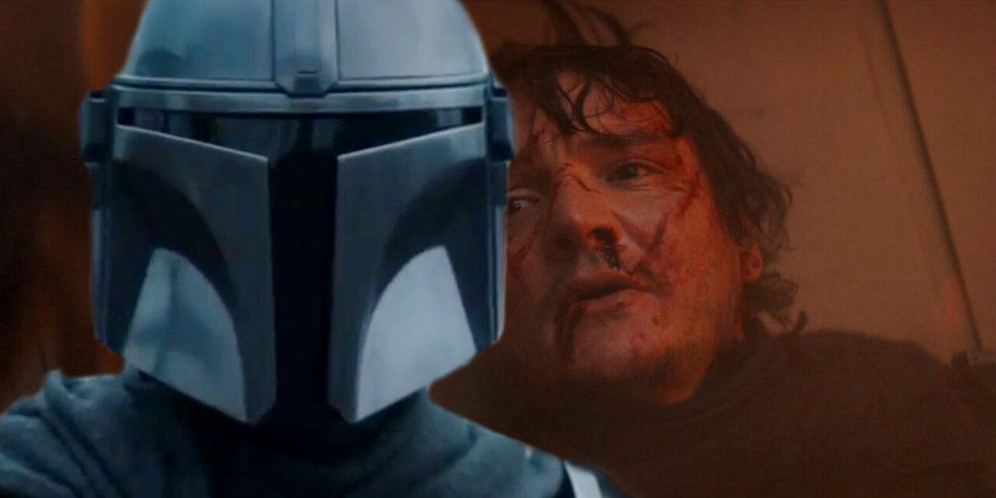 The Mandalorian: Will Din Djarin Ever Start Taking Off His Helmet More?