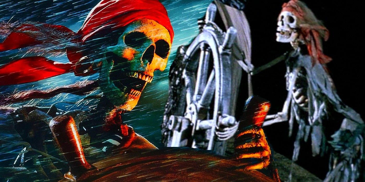 Pirates of the Caribbean: Every Movie Scene Taken From The Disney Ride