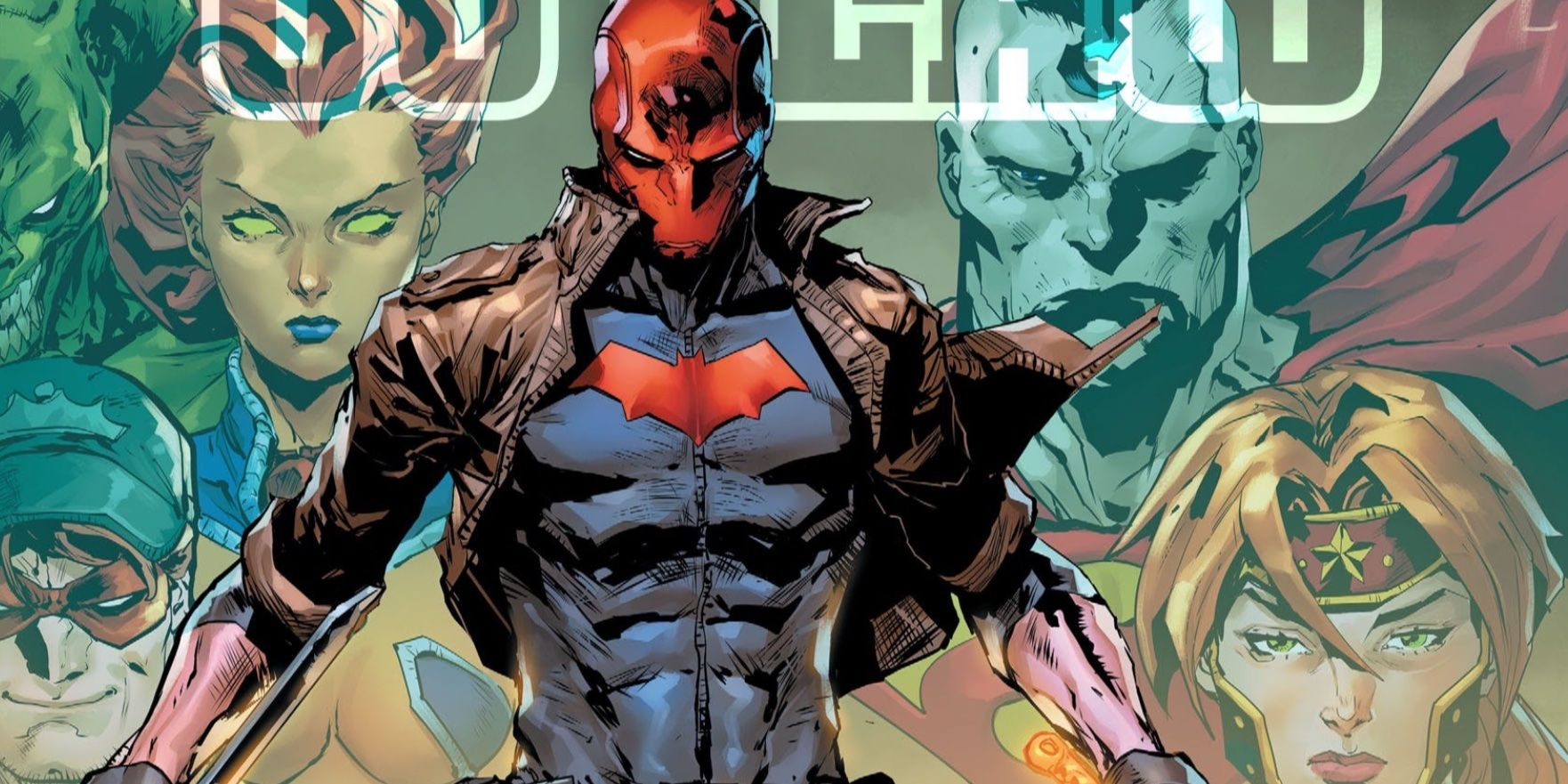 Red Hood No More What S Next For Jason Todd Screen Rant