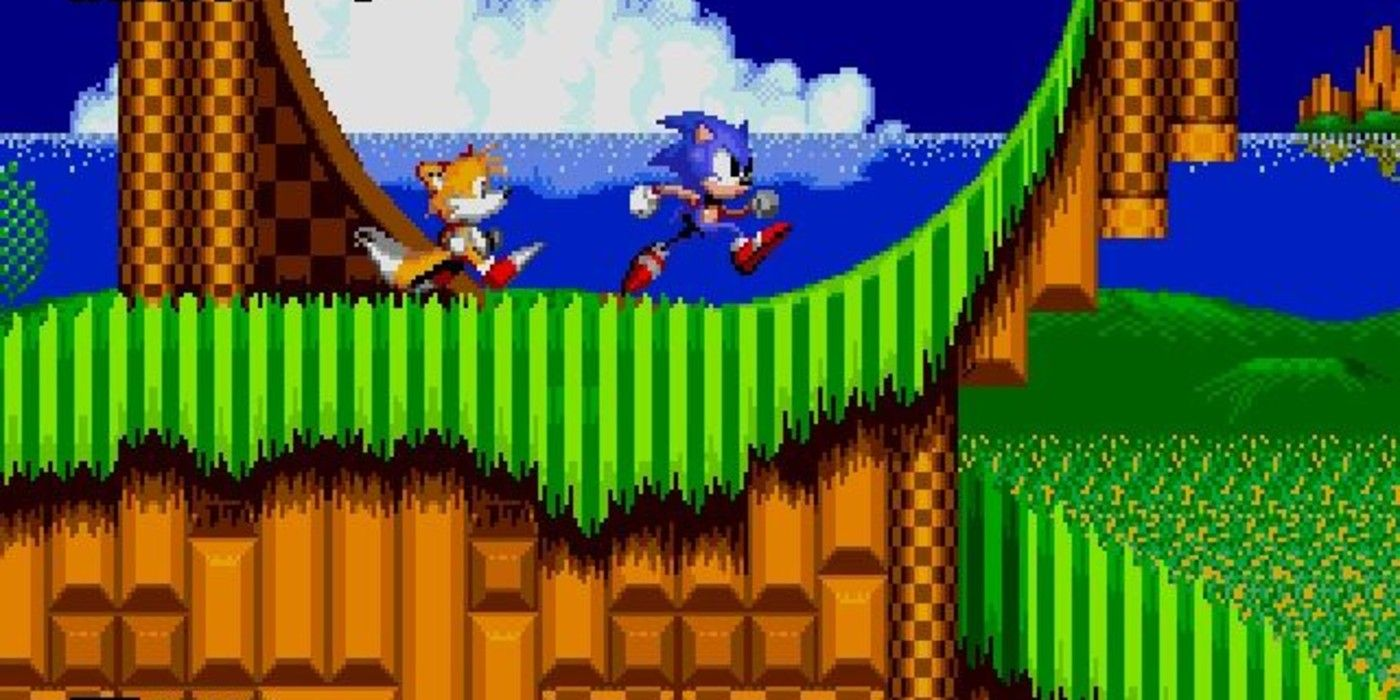Sonic The Hedgehog 2 Is Free On Steam, With Other Sonic Games On Sale