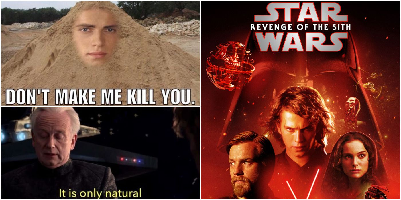 Star Wars The 10 Most Hilarious Prequel Memes Ranked