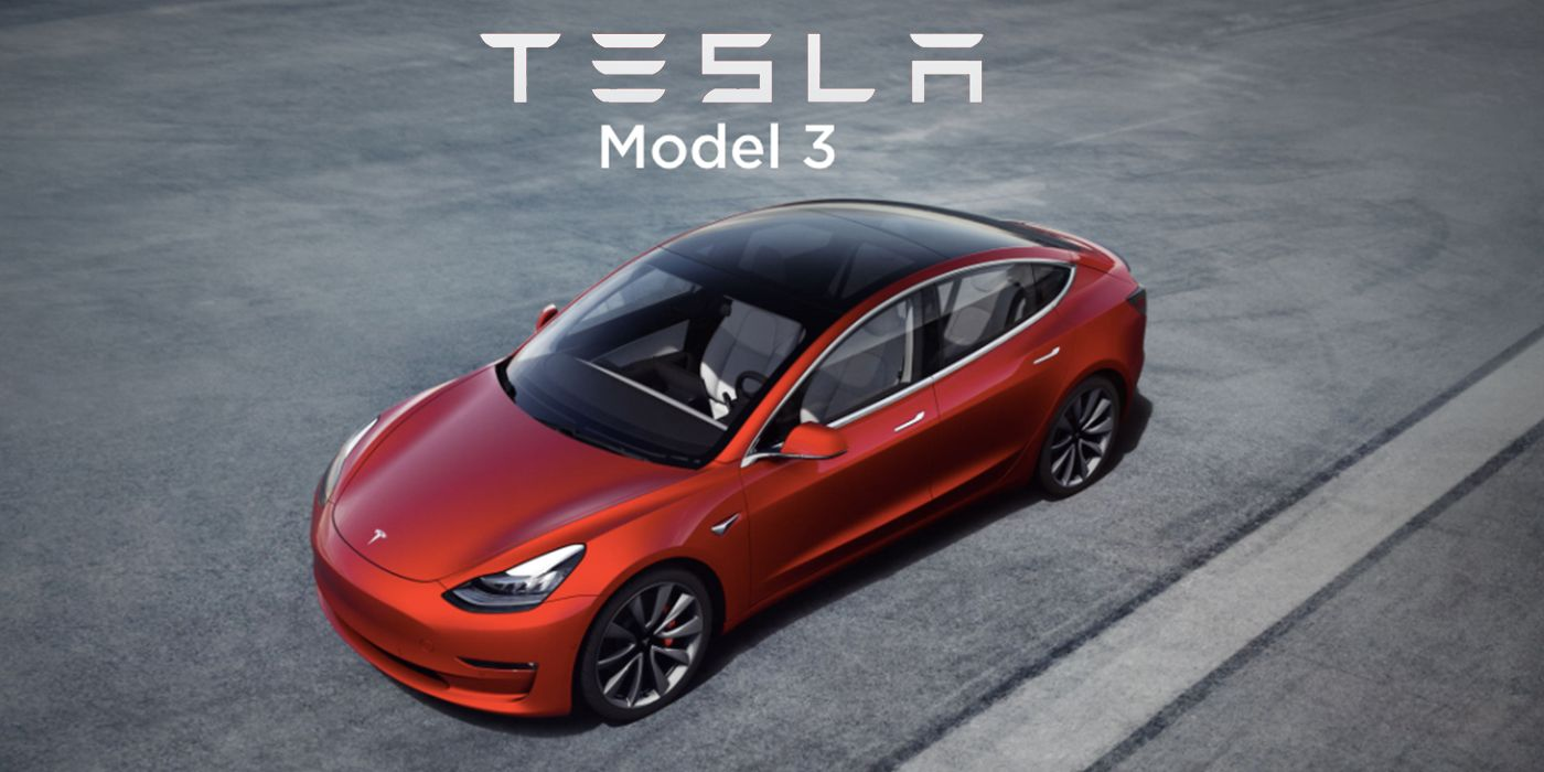 Model 3: How Much Tesla's Most Affordable Car Costs & What ...