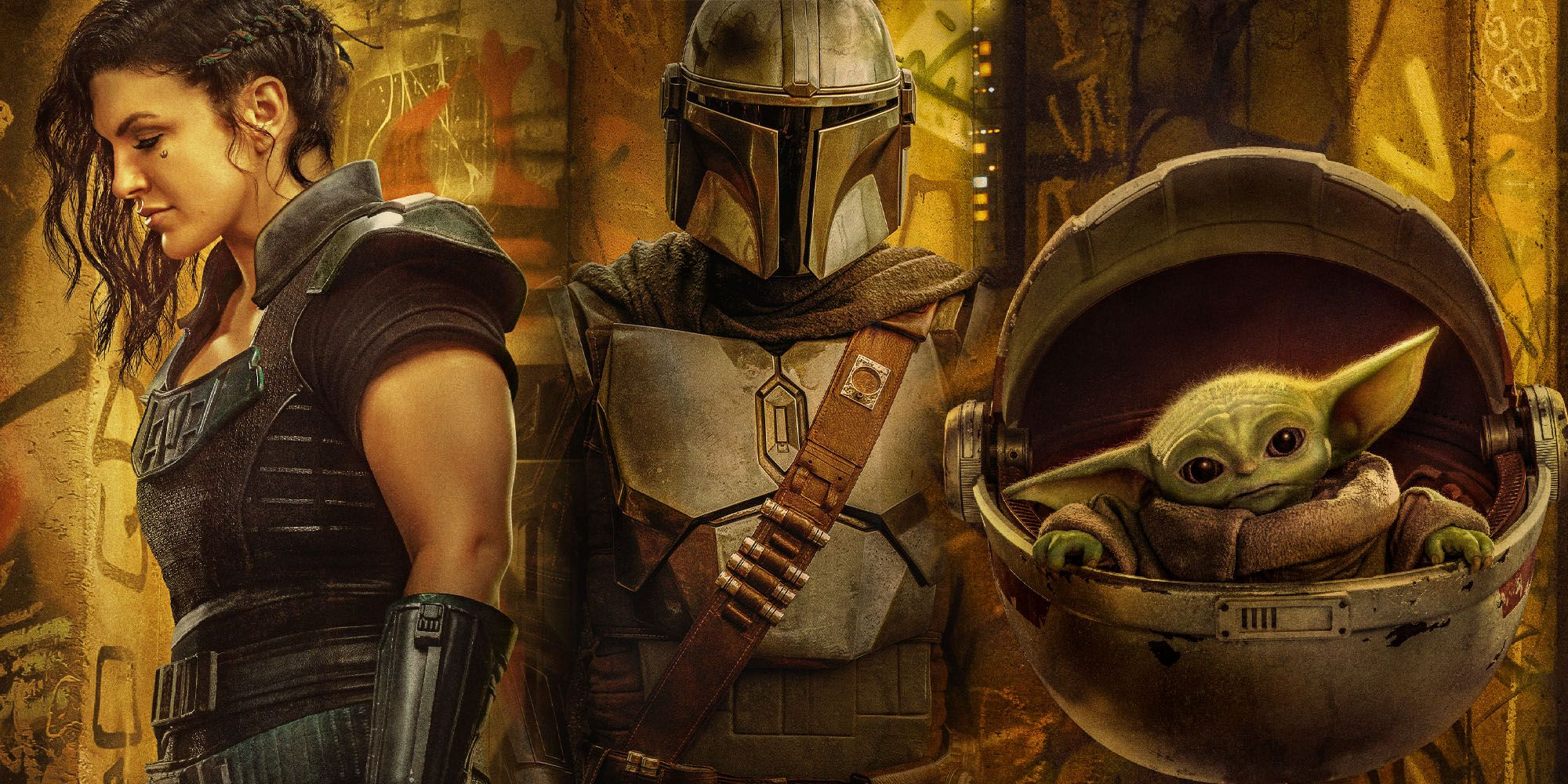 Every Star Wars Easter Egg In The Mandalorian Season 2 Posters