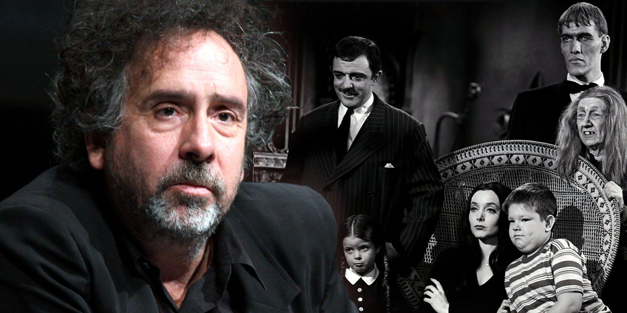 Everything We Know About Tim Burton's Addams Family Reboot