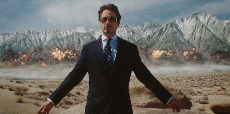 Iron Man s Secret Armor Doubles as a Corporate Lawyer