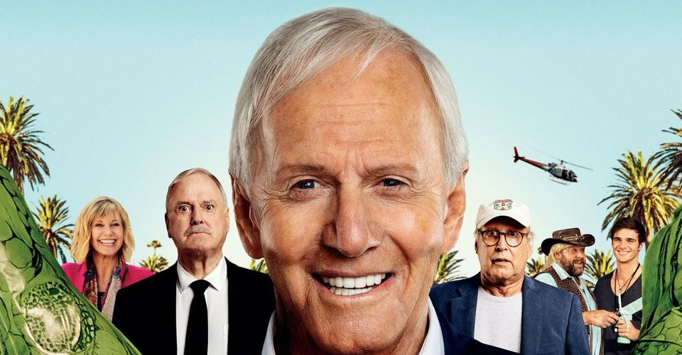 The Very Excellent Mr Dundee Trailer Has Paul Hogan But No Crocodile