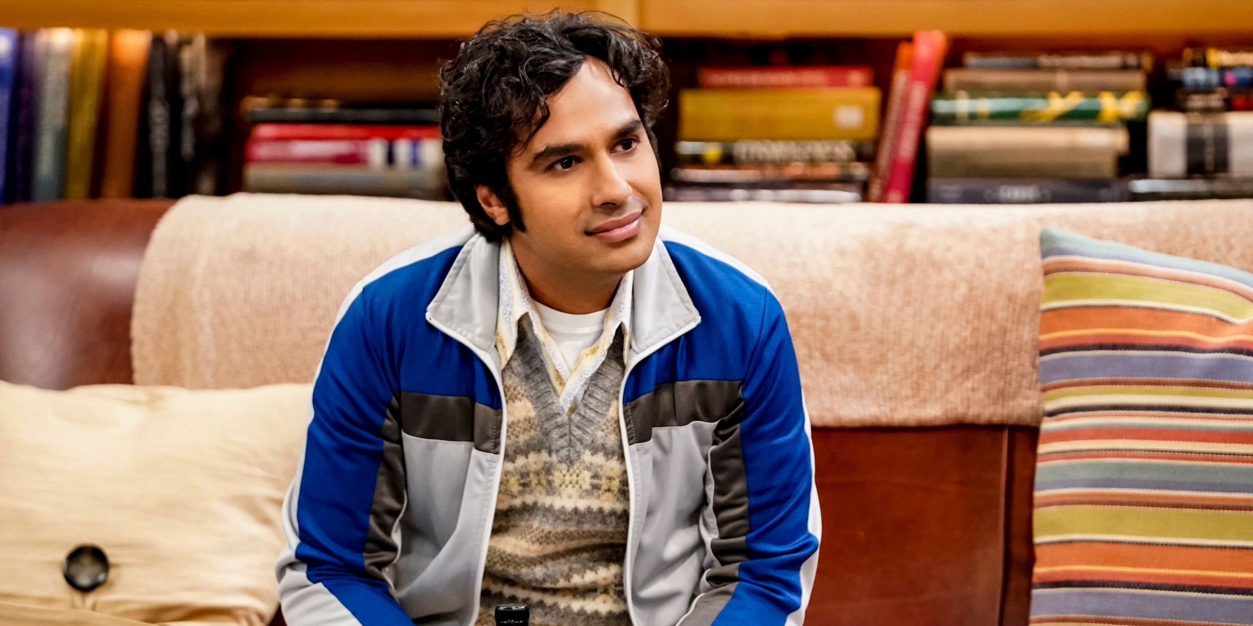 Image result for Big Bang Theory's Original Raj Plan Would've Been Worse