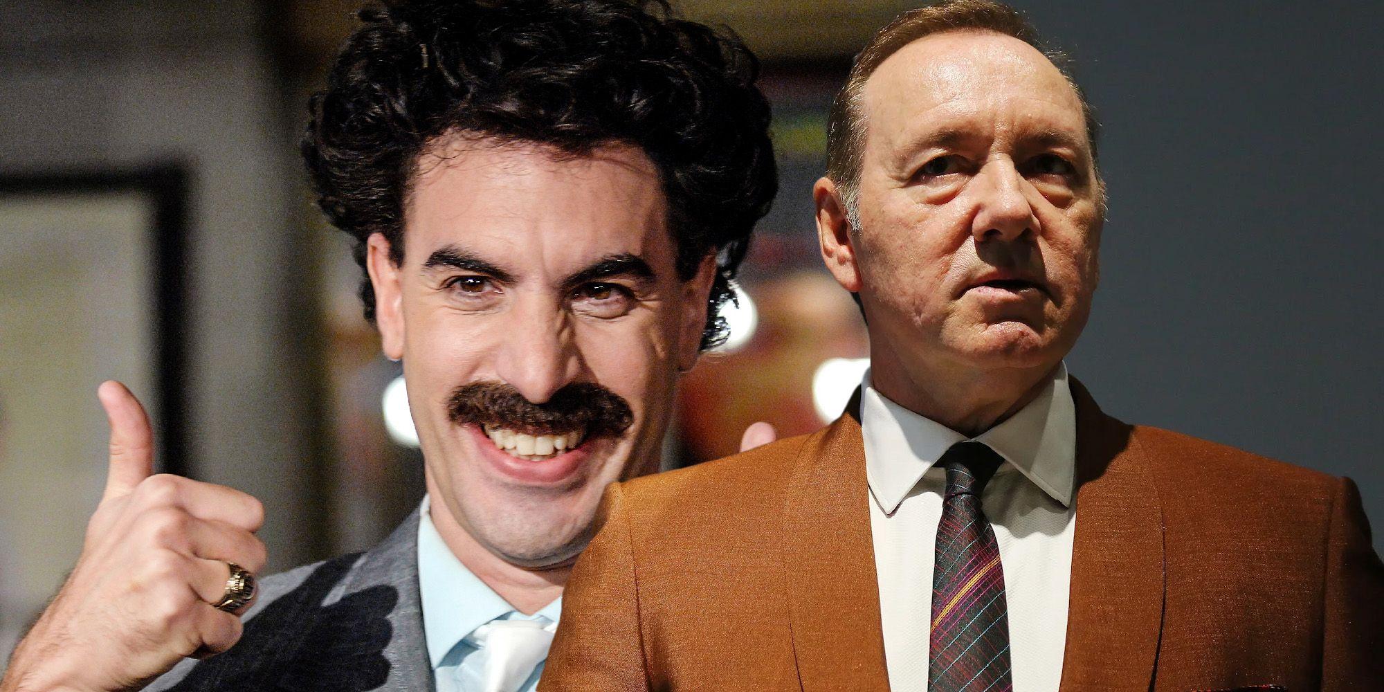 Borat 2: todas as celebridades mencionadas e zombadas 4