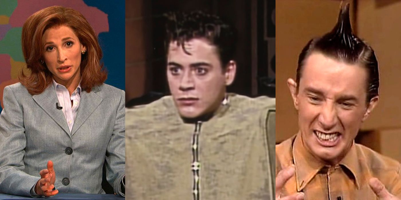 SNL: The 13 Shortest-Lived Cast Members, Ranked
