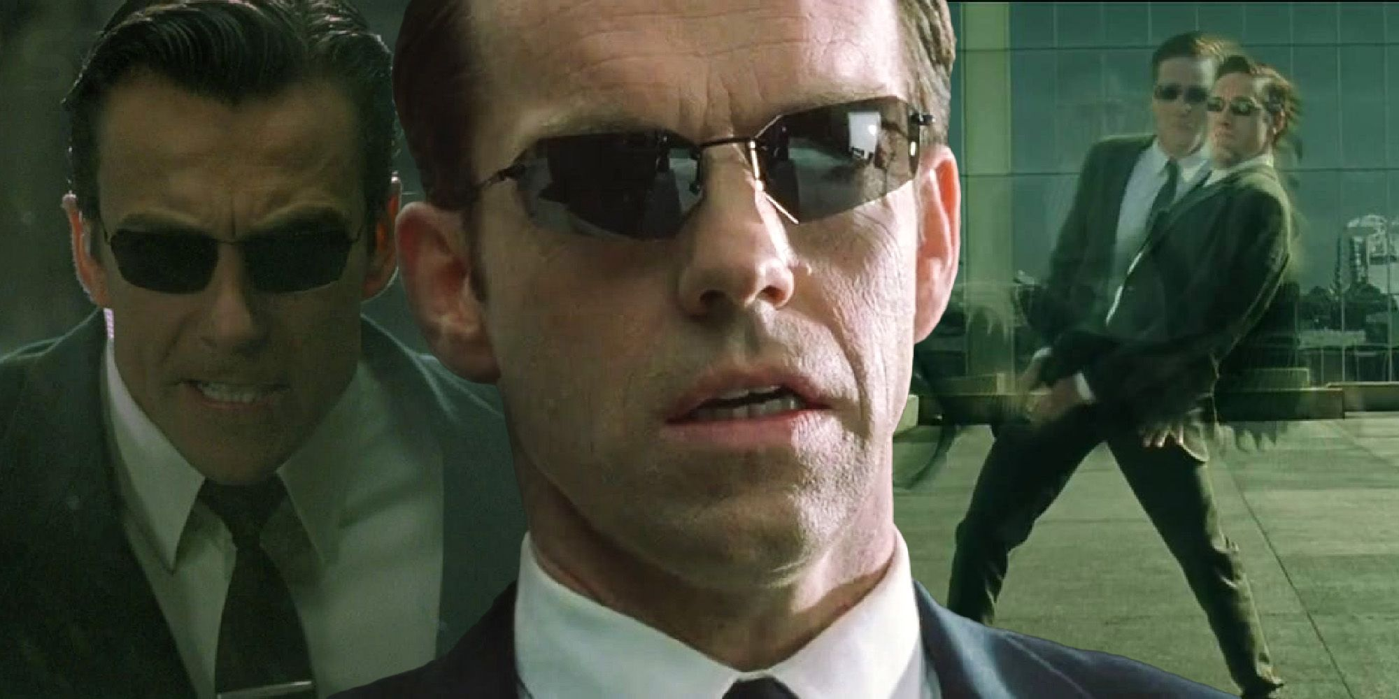 The Matrix: Who The Agents Work For & How Their Powers Work